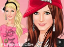Ashlee Simpson Dress Up