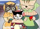 3小猫圣诞节大餐