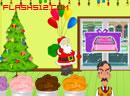 圣诞老人蛋糕店