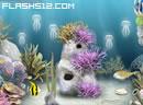 逃离海底珊瑚礁