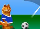 加菲猫足球游世界