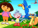 hidden numbers dora