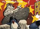 极地雪熊攻击战