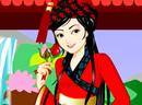 中国古装美女老师