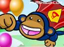 飞天超猴射气球