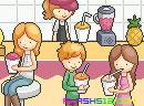 像素风果汁店