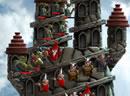 3D山堡守城
