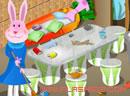 兔子夫人做家务