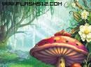 蘑菇森林的小屋物
