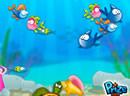 海龟泡泡鱼