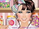 Candy Style Make Up Game