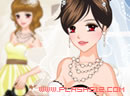 Blushing Bride Dress Up