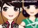 中国风美娃娃
