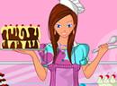 害羞的蛋糕妹