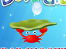 海蟹水球捉鱼