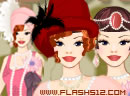 20's Fashion Dress up