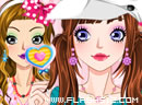 Candy Girl Make Up