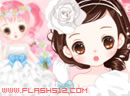Cute Little Bride