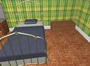 逃出绿色卧室