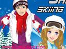 莎拉的滑雪假日