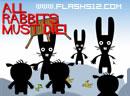 所有的兔子都得死!