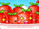 鲜榨草莓果汁