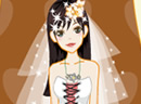 甜美可爱新娘