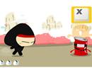 少女忍者抢回寿司