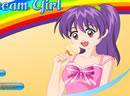爱吃冰淇淋的少女
