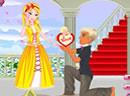 向公主求婚