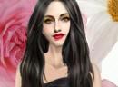 清丽迷人的女吸血鬼