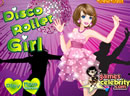 Disco Girl Dress Up