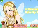 装扮可爱天使少女