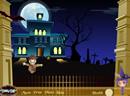 Halloween hounted house