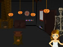 Halloween Spooky House Escape