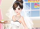 娇美新娘婚纱装