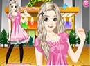 Candy Store Girl Dress Up