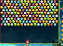 圣诞彩球泡泡龙