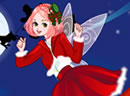 CHRISTMAS FAIRY DRESS UP
