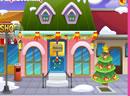 布置我的小衣店-圣诞节到了,要把你的小店布置得到漂亮一新..
