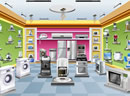 Appliances Showroom Escape