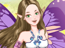 Flowers Princess Fairy Dress Up
