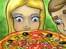 芭比娃娃做比萨