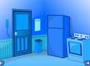 Bluescale Escape - Kitchen