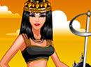 性感的埃及艳后