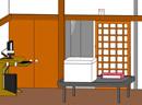 逃出日本房间
