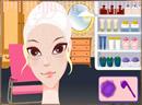 美容沙龙-一个美容化妆的精品小游戏,为可爱的美少女..