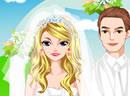 情人节浪漫婚礼新娘