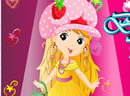 Berry Priness Dress UP