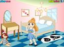 设计少女可爱的卧室